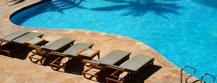 Get your pool and spa Perfectly Clear today. Contact us for service